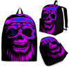 Purple Skull - Backpack