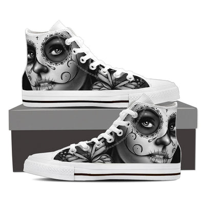 Calavera High Tops Grey