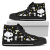 Snoopy Friendship - High Tops