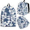 Snoopy Backpack - Navy