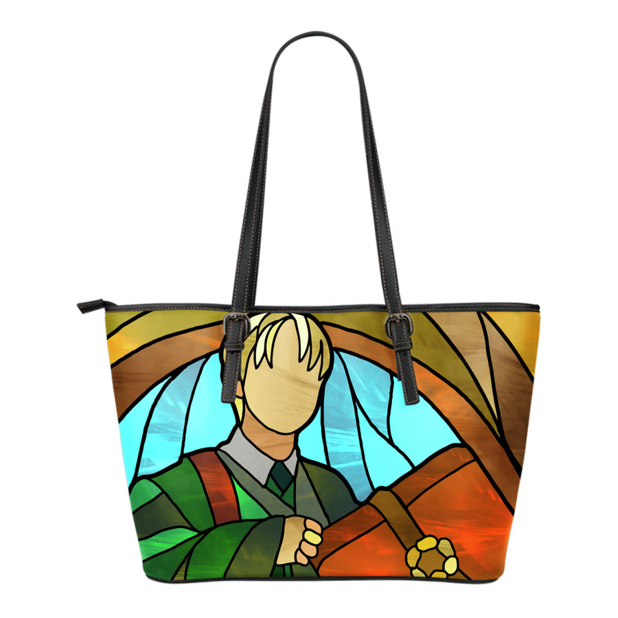 Draco Stained Glass Tote Bag