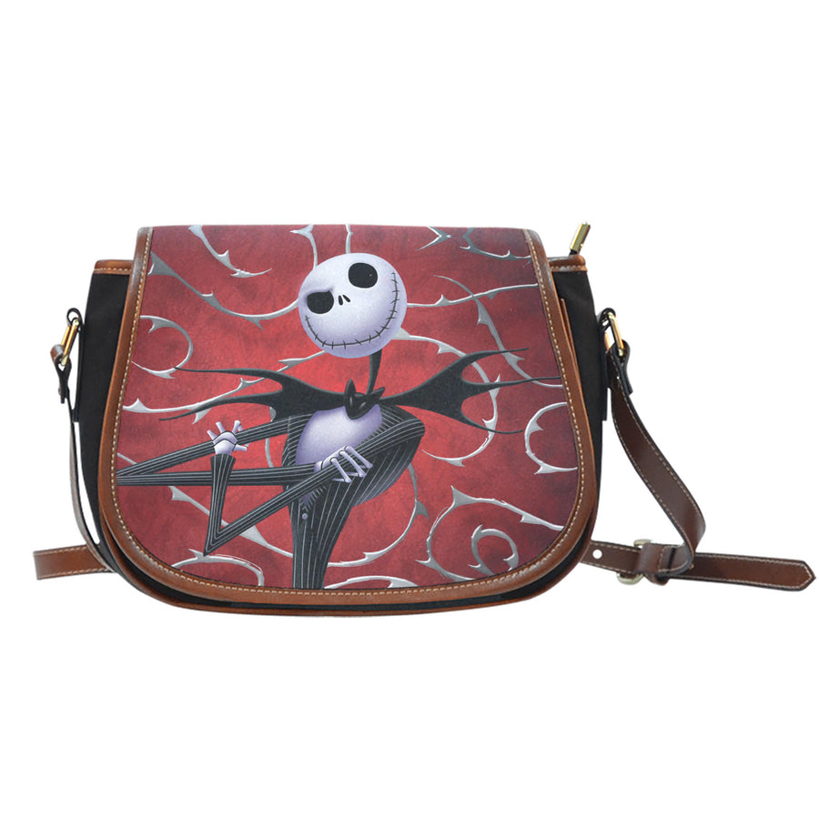 Nightmare Before Christmas Saddle Bag