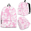 Snoopy Backpack - Pink