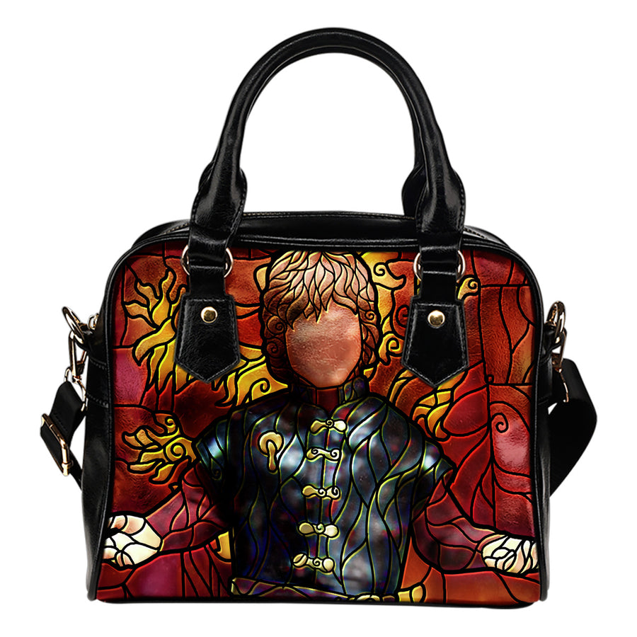 Tyrion Lannister Stained Glass Hand Bag