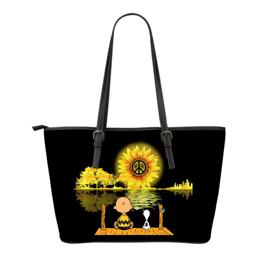 Peaceful Snoopy - Tote Bag
