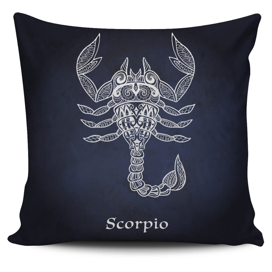 Scorpio Pillow Cover