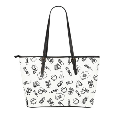 Nurse Tote Bag - White