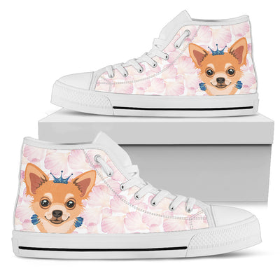 Chihuahua Crown - High Tops