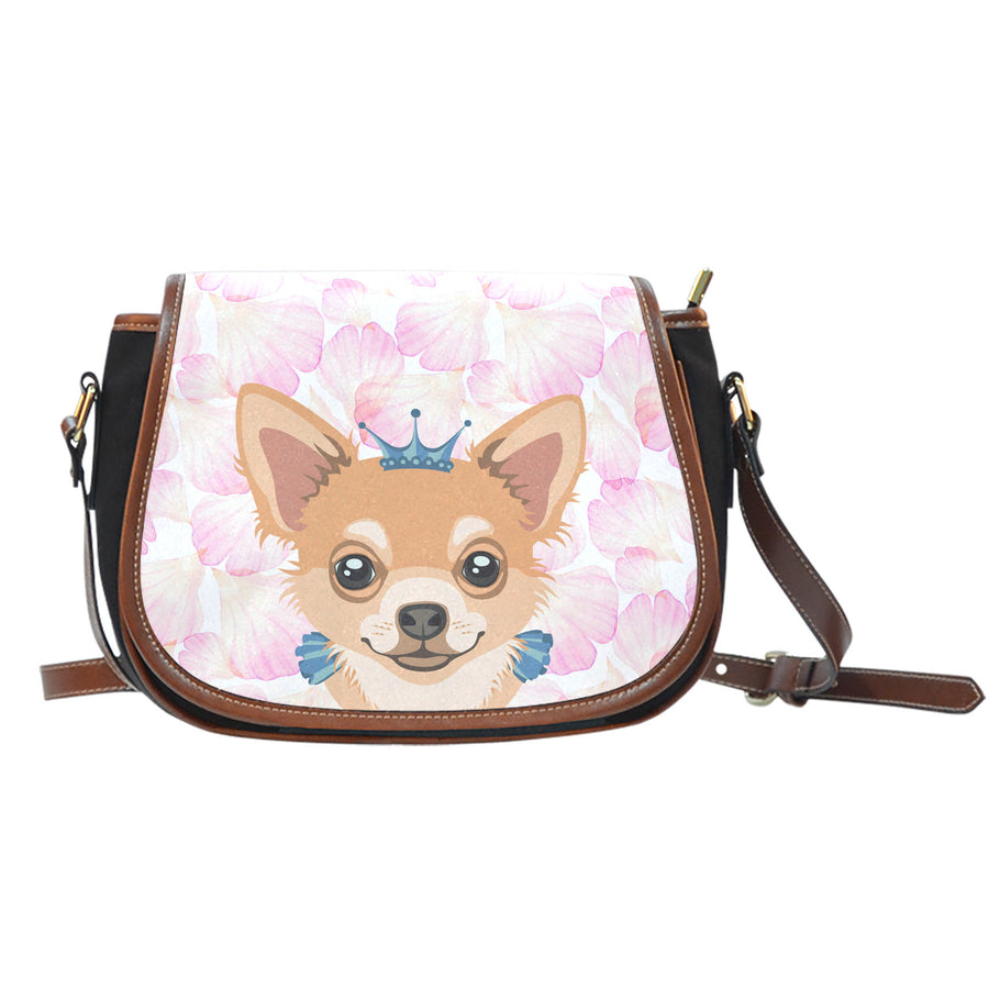 Chihuahua Crown - Saddle Bag
