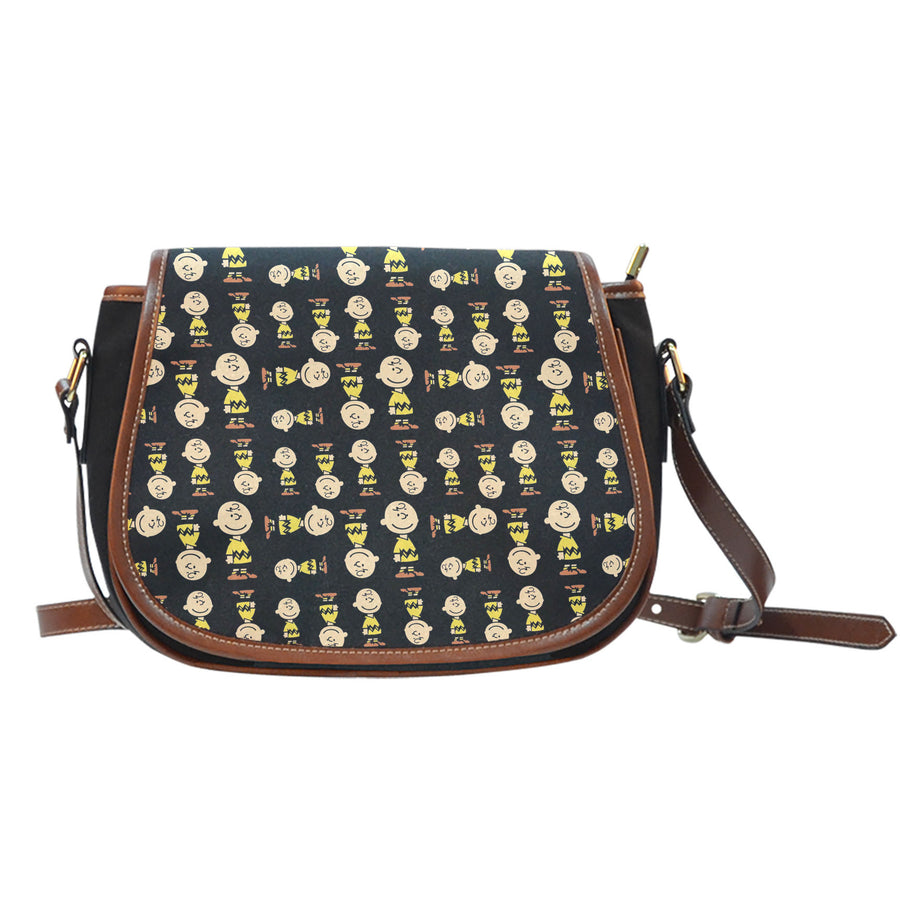 Charlie Brown - Saddle Bag