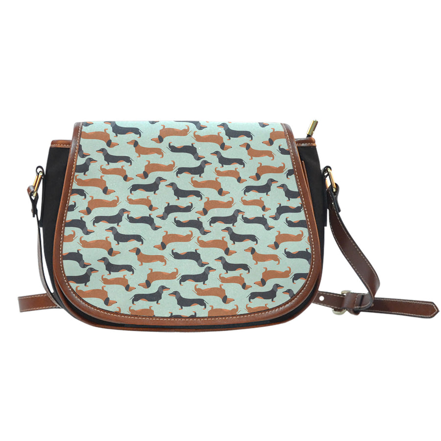 Dachshund Saddle Bag
