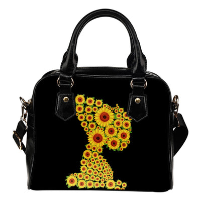 Sunflower Snoopy - Hand Bag