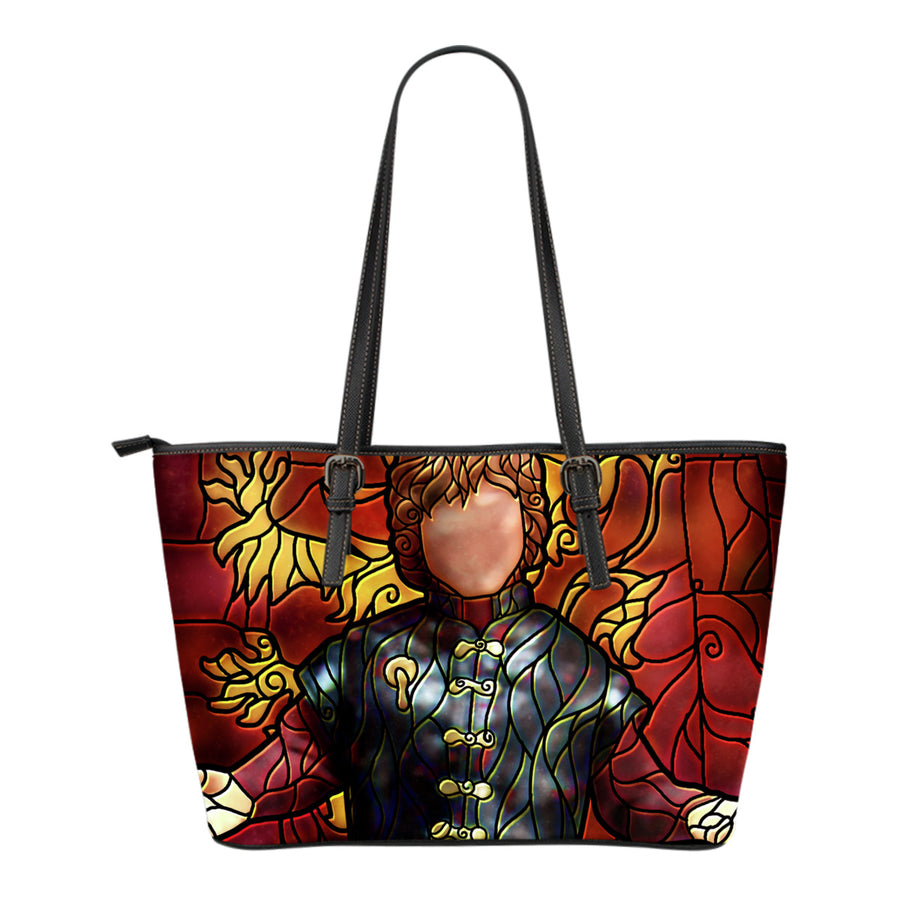 Tyrion Lannister Stained Glass Tote Bag