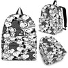 Snoopy Backpack - Black
