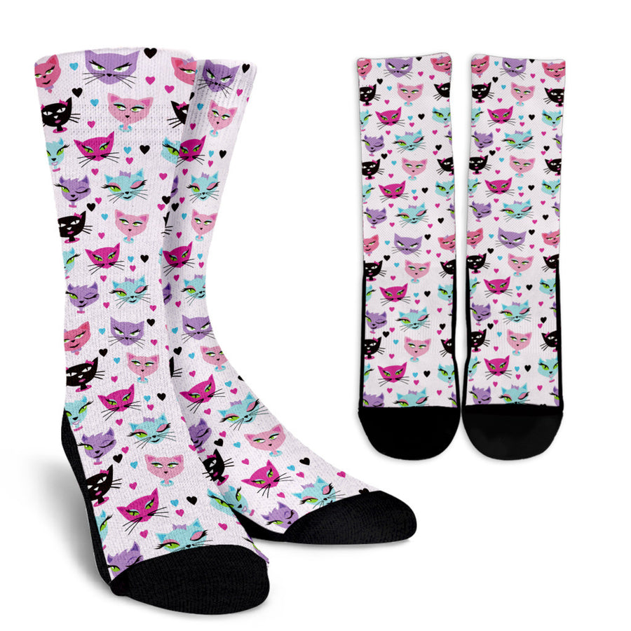 Kitty Cat - Socks