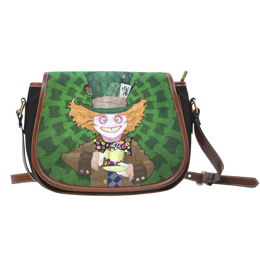 Mad Hatter Saddle Bag