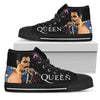 Freddie Mercury - Queen - High Tops