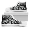 Elephant Mandala - High Tops