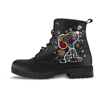 Colourful Snoopy - Boots