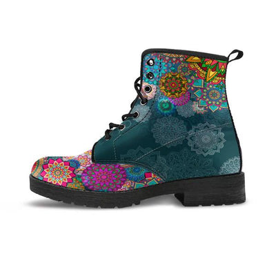 Colorful Mandala - Boots