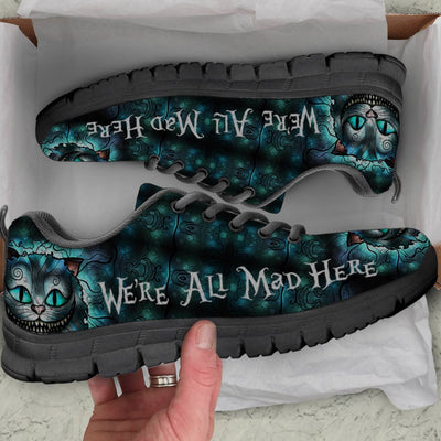 We're All Mad Here - Sneakers