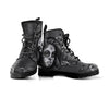 Calavera Black and White - Boots
