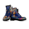 Zen Mandala Snoopy - Leather Boots