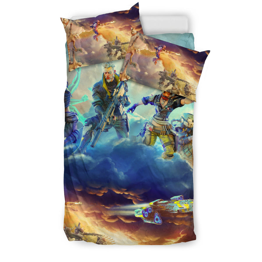 Borderlands 3 - Bedding Set