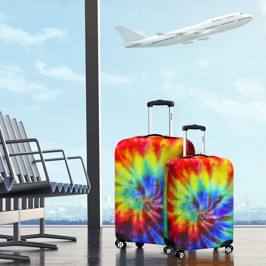 Tie Dye - Luggage Covers