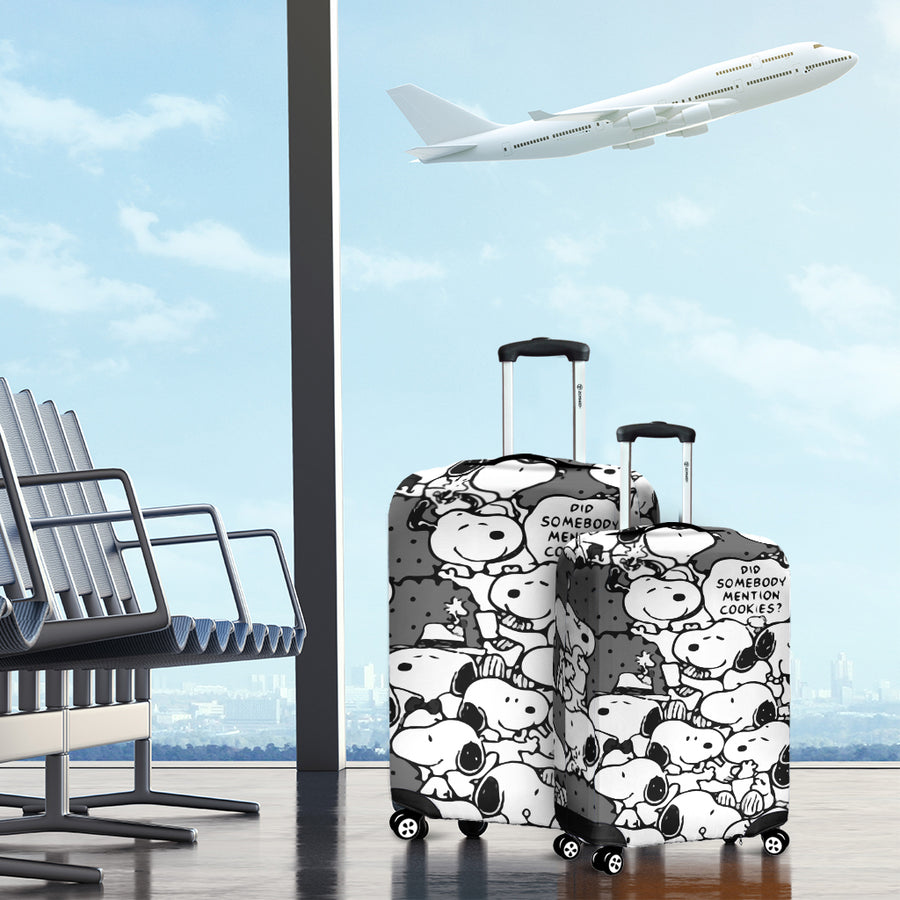 Snoopy - Luggage Covers
