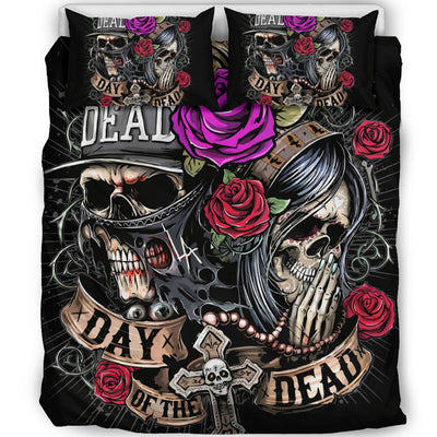 Day Of the Dead - Bedding Set