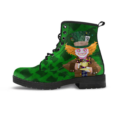 Mad Hatter - Boots
