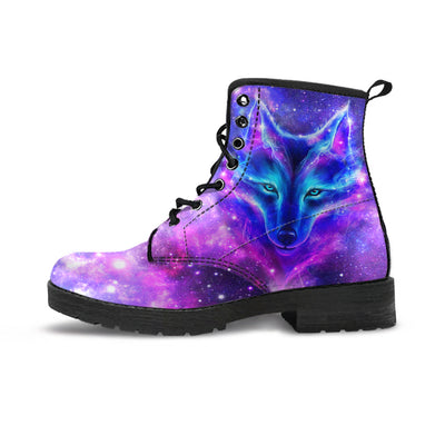 Galaxy Wolf - Boots