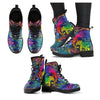 Colorful Elephant Boots