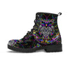 Colourful Owl - Boots