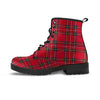 Scottish Plaid - Boots
