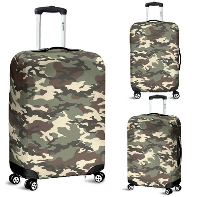 Camo Luggage Covers