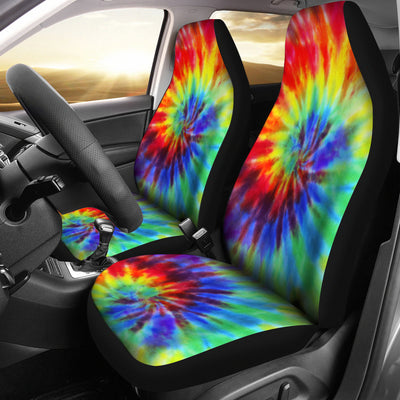 Tie Dye - Car Seat Covers  (Set of 2)