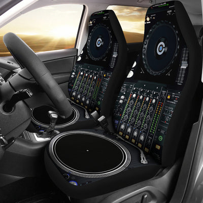 DJ - Car Seat Covers V2