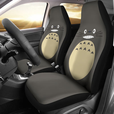 Totoro Car Seat Covers - Set of 2)