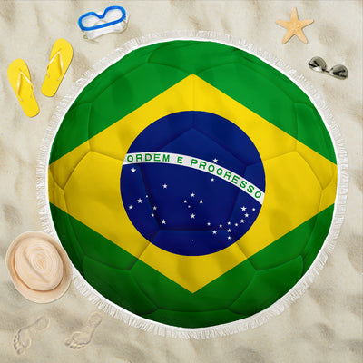 Brazil World Cup - Beach Blanket