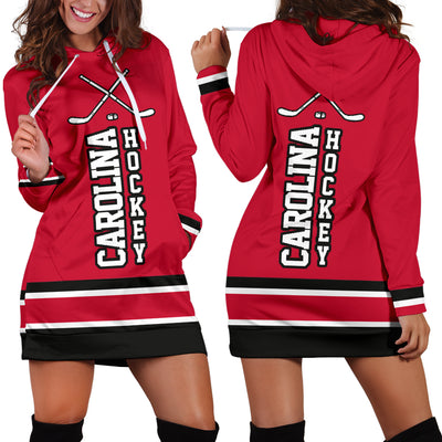 Carolina Hoodie Dress