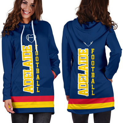 Adelaide Football - Hoodie Dress