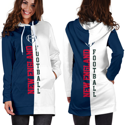 New England Football - Hoodie Dress