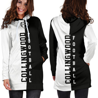 Collingwood Football - Hoodie Dress