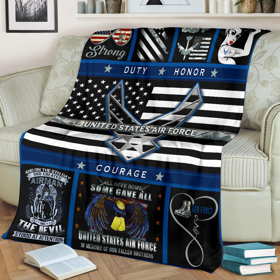United States Air Force - Premium Blanket