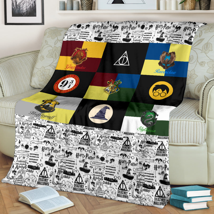 Harry Potter - Premium Blanket