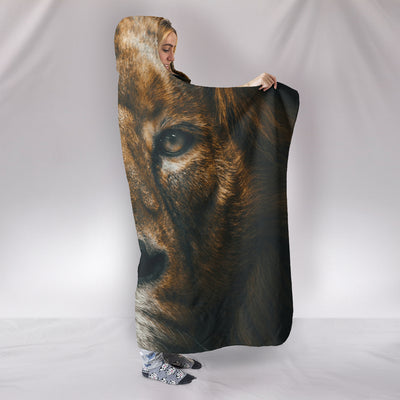 Lion King - Hooded Blanket