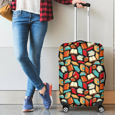 Book Lovers Pattern -  Luggage Covers
