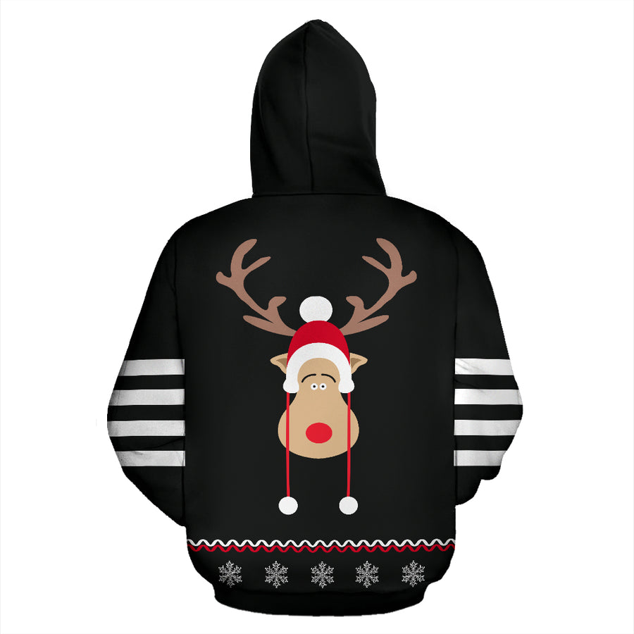 Beautiful Ugly Christmas - Hoodie